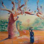 « Evasion » de Françoise Gadio