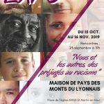 """""""Nous et les autres, des préjugés au racisme"""" - Expo Maison de Pays des Monts Du lyonnais"""