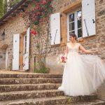 Aurélia Prado, créatrice de robes de mariées éco-responsables